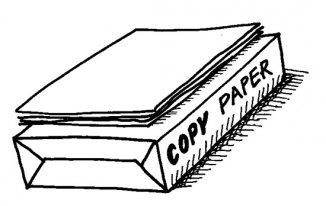 laser copy paper vs regular copy paper