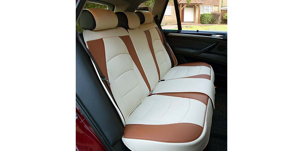 FH Group Rear Seat