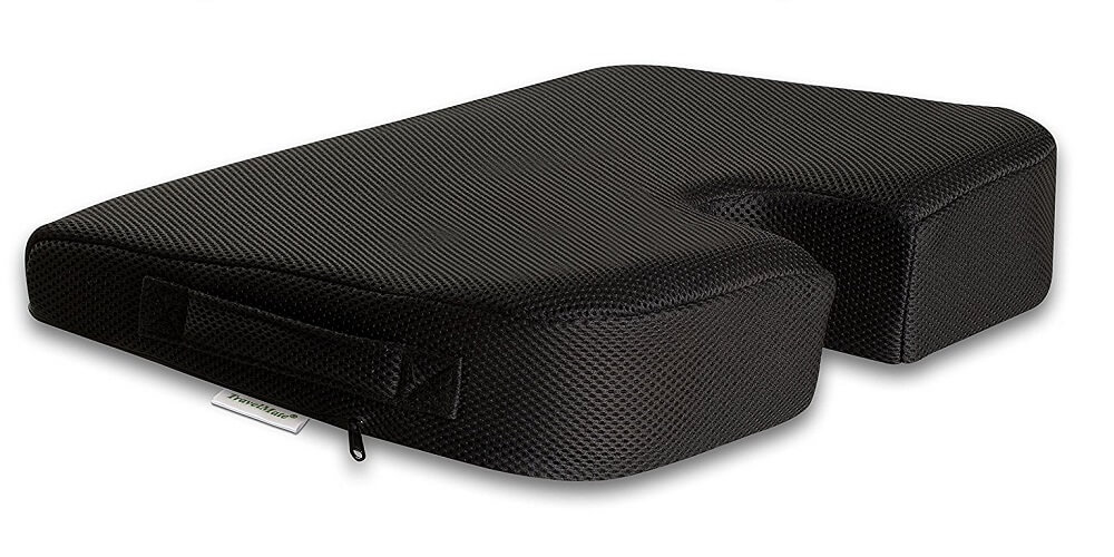 TravelMate Large Medium-FIRM Wellness Seat Cushion - the best travel companion
