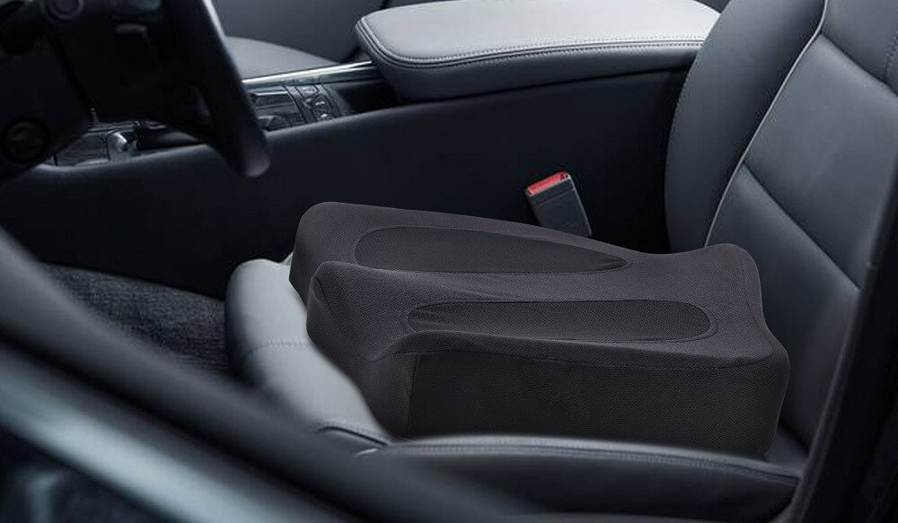 13 Best Car Seat Cushion Of 2019 For Long Drives Trucks Sciatic Pain