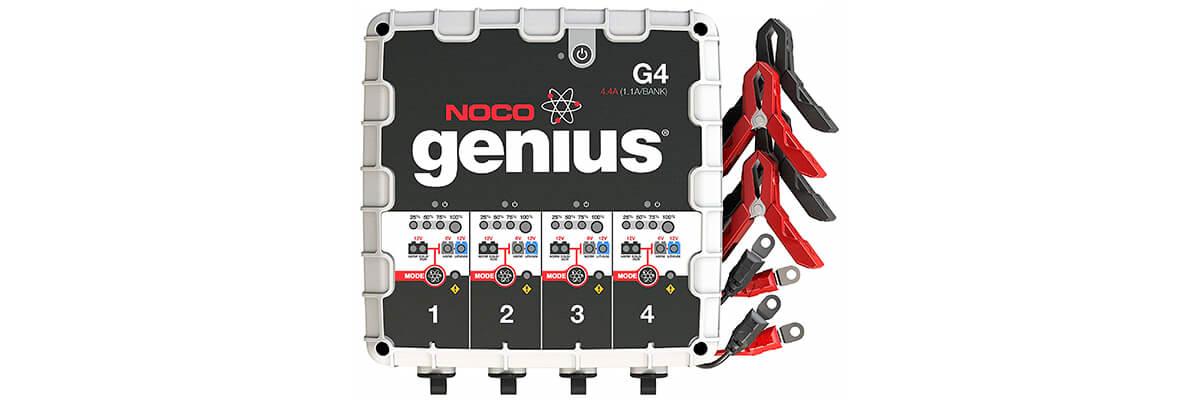 NOCO Genius G4 6V/12V 4.4 Amp