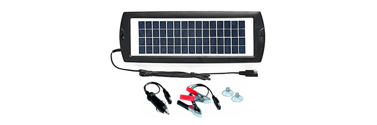 Sunway Solar 3W solar trickle charger
