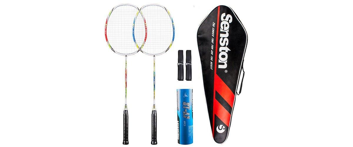 Senston – 2 Player Badminton Racquets