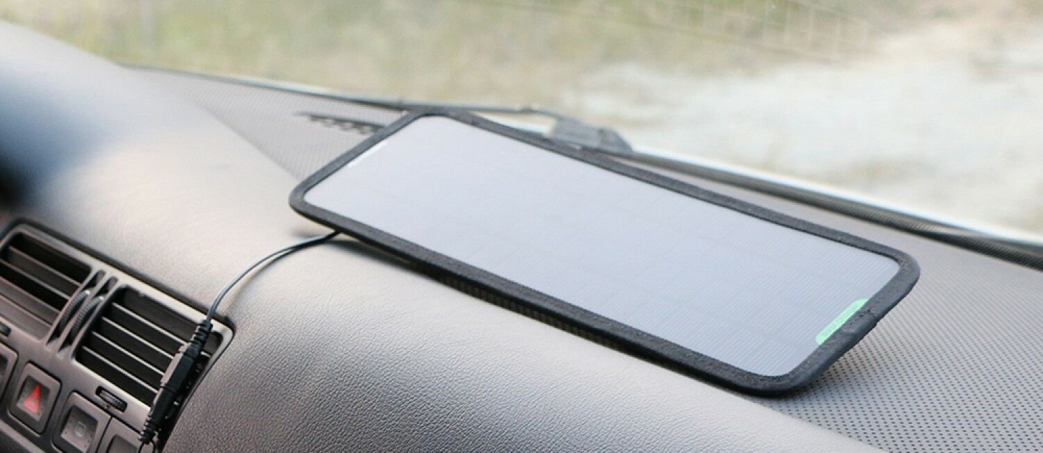 What Makes A Good Solar Car Battery Charger?