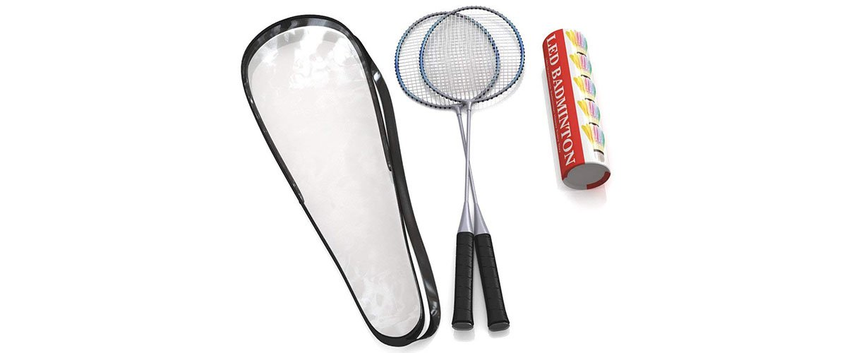 Trained Premium Quality Set of Badminton Rackets