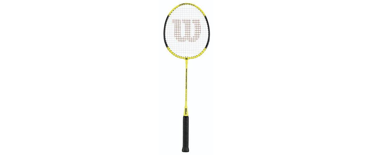 Wilson Match Point Badminton Racquet