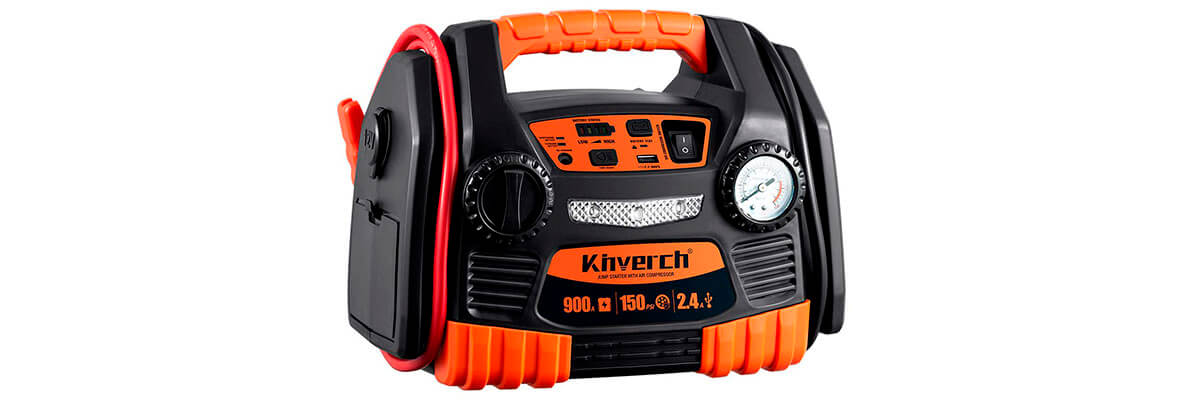 Kinverch Portable Car Jump Starter