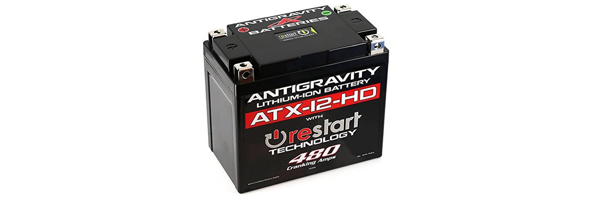 Antigravity ATX12-HD-RS