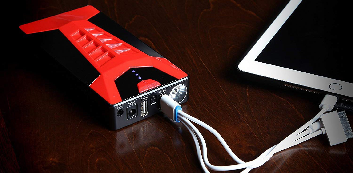Best Lithium Ion Jump Starter Reviews