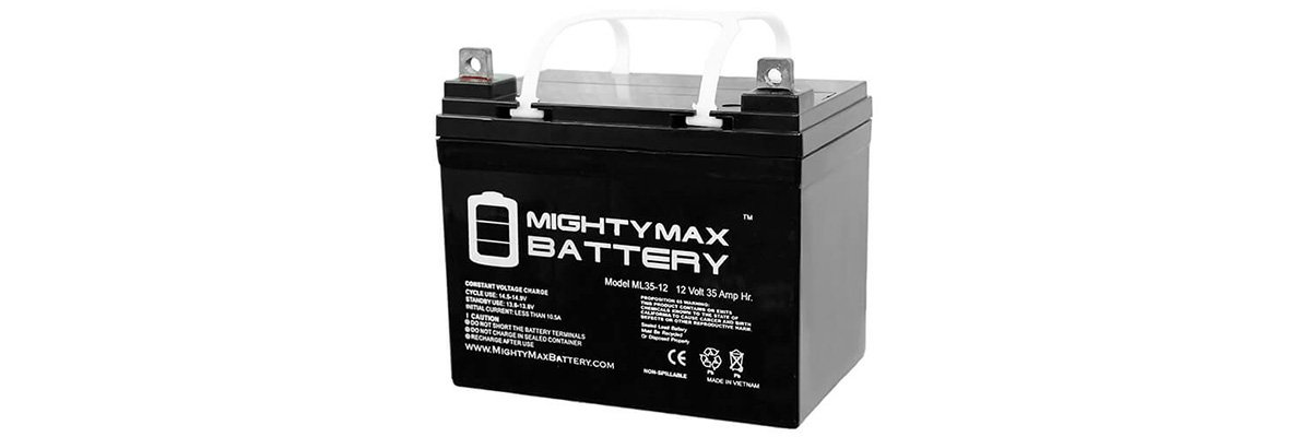 Mighty Max Battery 12V 35AH