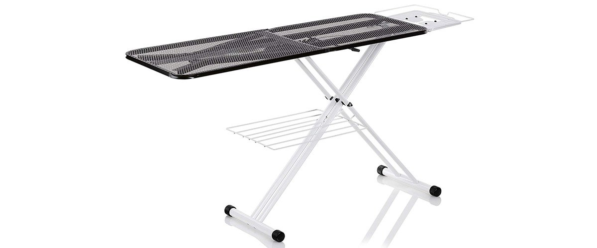 Reliable The Board 300LB 2-in-1 Pressing Table and Ironing Board