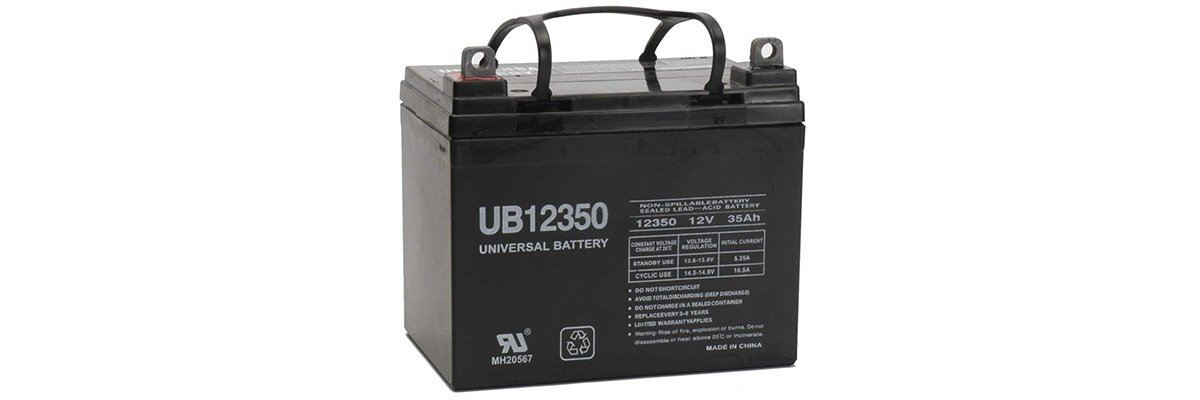 Universal Power Group 12V 35Ah