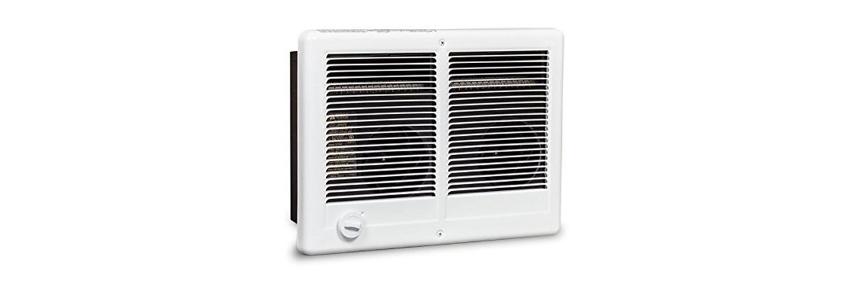 Cadet Com-Pak Twin 4000W Large Room Wall Heater