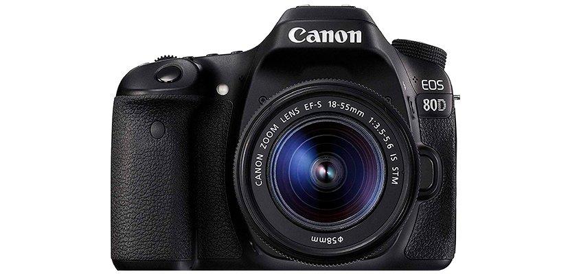 Canon SLR EOS 80D