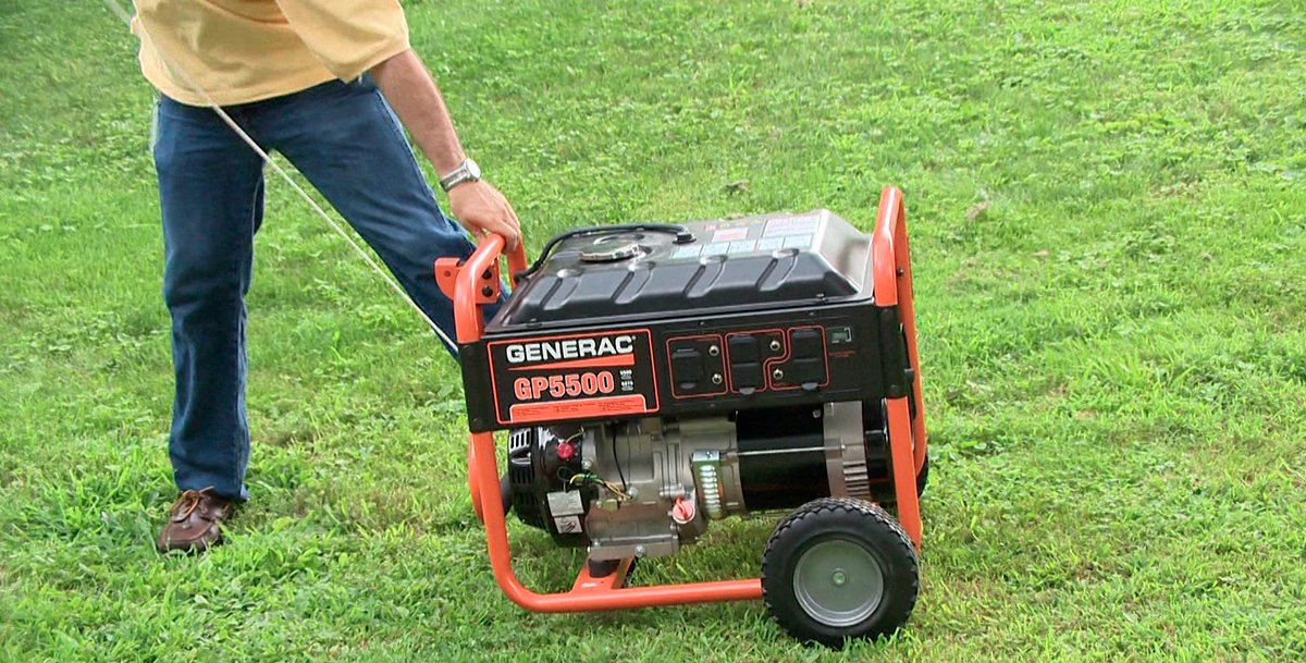Is It Okay To Run A Generator Without A Load On It?