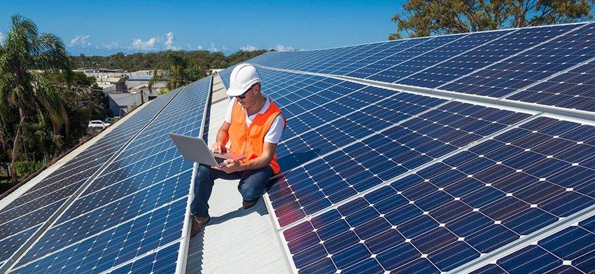 how many solar panels
